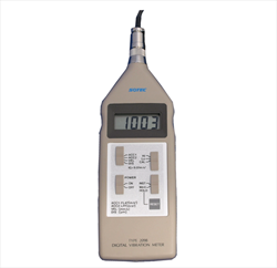 Digital Vibrometer TYPE 2098 Sotec