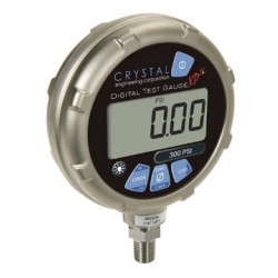 Digital Pressure Gauge, 100 PSI 100PSIXP2I Crystal Engineering