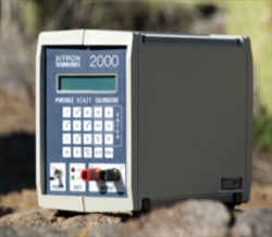 Portable Calibration Instrumentation 2000MN, 2000IN Xitron Technologies