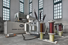 Transformer Test System WV Highvolt