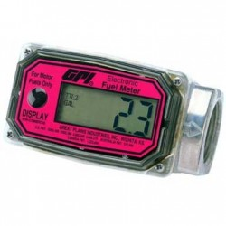 Aluminum Fuel Meter 113255-3 Great Plains Industries