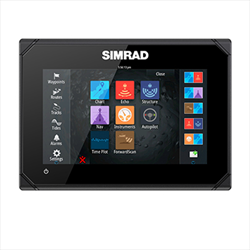 GO7 XSE Chartplotter / Multifunction Display Simrad yachting