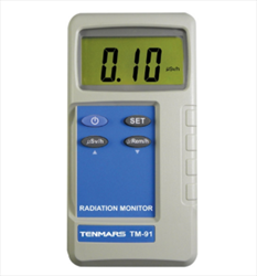 Radiation detector TM91-TM92 Tenmar