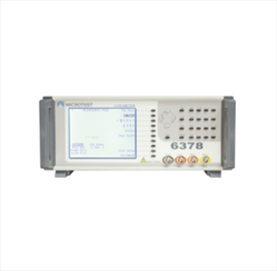 Impedance Analyzer 6378 Microtest