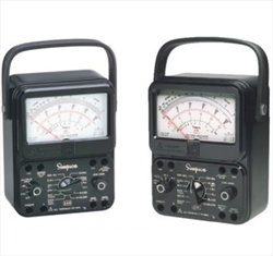 Analog Multimeters Simpson 260 vs 270 Simpson