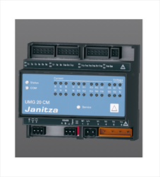Branch Circuit Monitoring Device UMG 20 CM Janitza