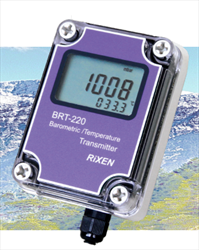 Barometric / Temperature Transmitter BRT-220N Rixen