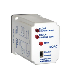 BATTERY OPERATED ALARM WITH CHARGER BOAC-001 Motor Protection