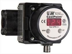 Coolpoint / Vortex Shedding Flowmeters for Corrosives CX series UFM