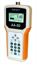 Antenna analyzers AA-30 Rig Expert
