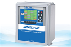 Gas Detection Controller 7200 Sensidyne
