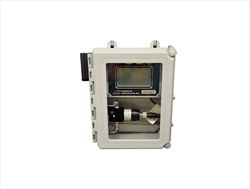 Wall mounted oxygen analyzer GPR-2500 series Analytical Industries