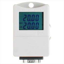 Datalogger 0-5V Voltage with Display S5011 Comet
