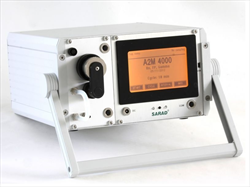Radioactivity and gas monitoring system A²M 4000 SARAD