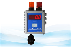 Point Gas Detection System SensAlarm Plus Sensidyne