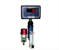 Remote Dew Point Transmitter with Flow Through Chamber 207RT Nova Analytical Systems