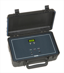 Portable Flue Gas Analyzer for Carbon Monoxide, Suitcase (K) Enclosure 310K Nova Analytical Systems