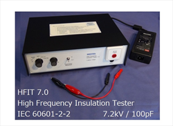 High Frequency Insulation Tester HFIT 7.0 Medteq