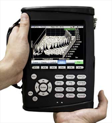 Handheld Dynamic Signal Analyzer & Data Collector CoCo-90  Crystal Instruments