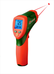 IR Thermometer with Color Alert System Lamotte