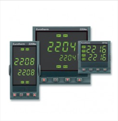Single Loop Temperature Controllers 2200 Eurotherm