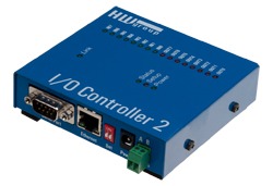 Full serial port and I/O to Ethernet I/O Controller 2 HW group