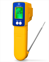 ThermoTrace Infrared/Thermocouple Probe Combo Thermometer 15039 Deltatrak