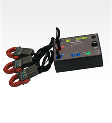 Three Phase Current Data Logger CT-3A Accsense
