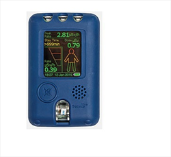 Personal Electronic Dosimeter (PED Blue) Tracerco