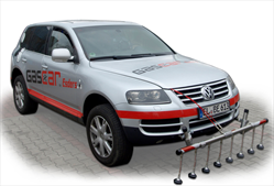 Gas technology GasCar Laser Esders