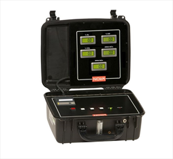 Rugged Portable Analyzers for Engine Exhaust Emissions, O2, CO, CO2, HC's, and NOx (as NO + NO2) 7466 Nova Analytical Systems
