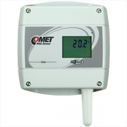 Web Sensor with PoE T0610 Comet
