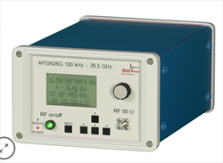 Signal Generator APSIN26G 100 kHz to 26 GHz Anapico