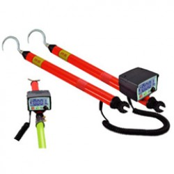 Digital Multifunction High Voltage Detector, 19.3in HMDP-50K Hoyt Electrical Instrument