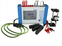 Portable Test Equipment PWS 3.3 MTE