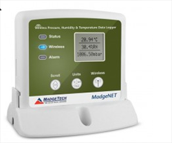 Wireless Pressure, Humidity and Temperature Data Logger RFPRHTemp2000A MadgeTech