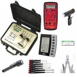 Pneumatic Pressure Calibrator VIP Kit 24454P-220-VIP Transmation