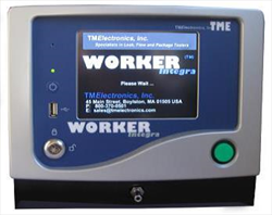 Leak Testers/Flow Testers TME WORKER Integra TM Electronics