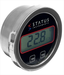 Battery Powered Thermometers DM660 Status