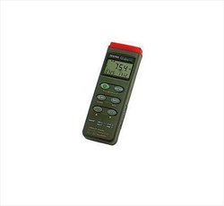 Digital single channel thermo data logger DTM-317 Tecpel