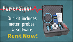 Power Analyzer from Summit Technology Power Sight