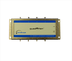 4 programmable RF attenuators Module OB-QUADATTEN Octoscope