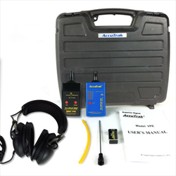 AccuTrak, VPE PRO-PLUS Ultrasonic Leak Detector Pro-Plus Kit