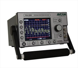 Extended Portable Spectrum Analyzer with Display PSA-2500-CKUTX Avcom