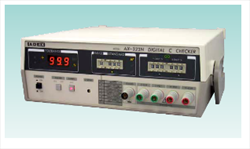 High Speed Type, 1kHz Digital Capacitance Checker AX-323N ADEX