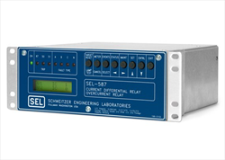 Current Differential Relay SEL-587 Schweitzer Engineering Laboratories (SEL)