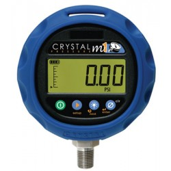 Digital Pressure Gauge 100 PSI M1-100PSI Crystal Engineering