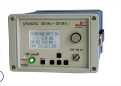 Signal Generator APSIN20G 100 kHz to 20 GHz Anapico