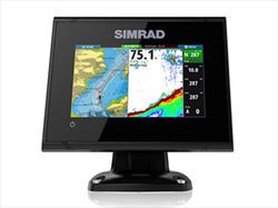 GO5 XSE with Basemap and HDI Transducer Simrad yachting