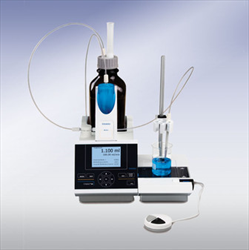 Titration TITRONIC 500 Si analytics